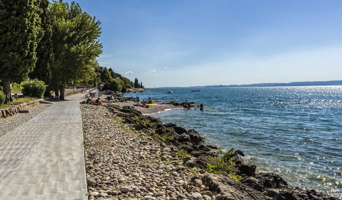 Appartamenti vista lago a Castelletto di Brenzone