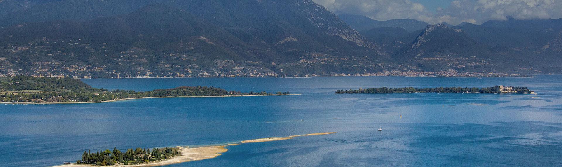 Cosa fare sul lago di Garda durante le vacanze a Brenzone