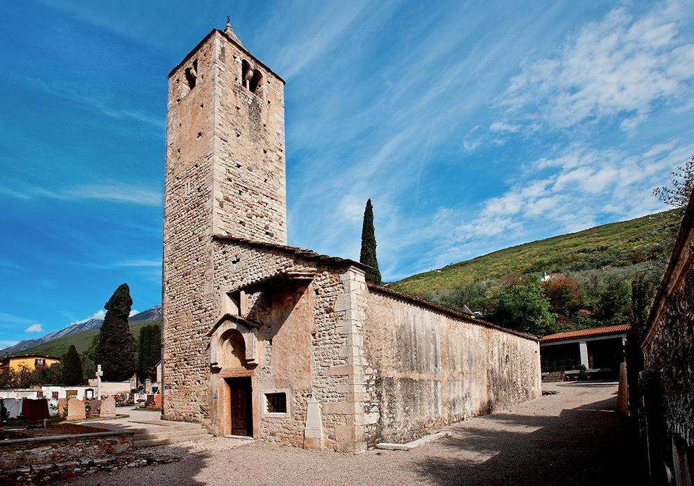 chiesa San Zen Castelletto di Brenzone