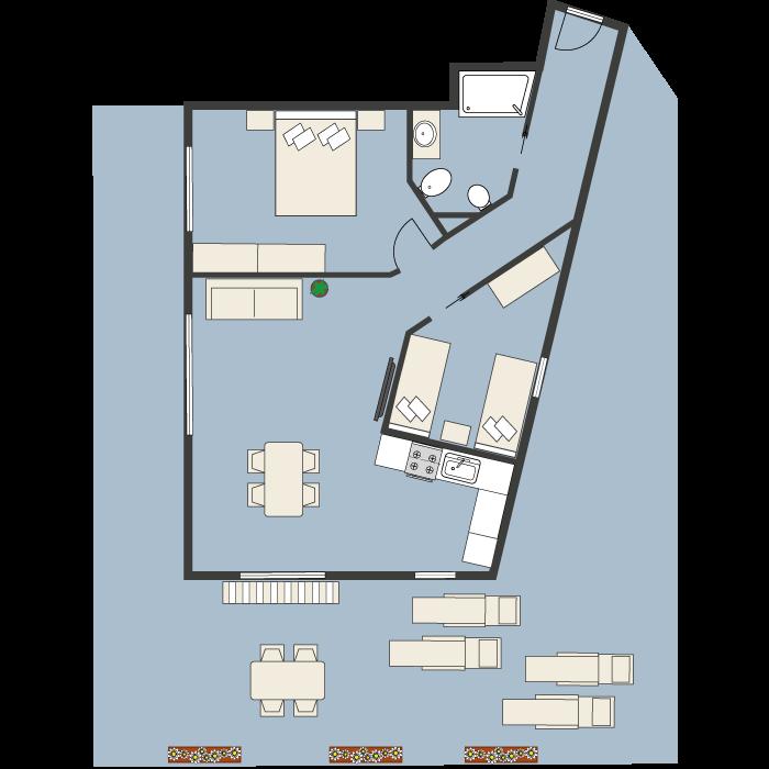 Solei Plus Suite-Plan