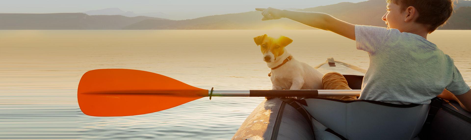 Vacanze con il cane sul lago di Garda