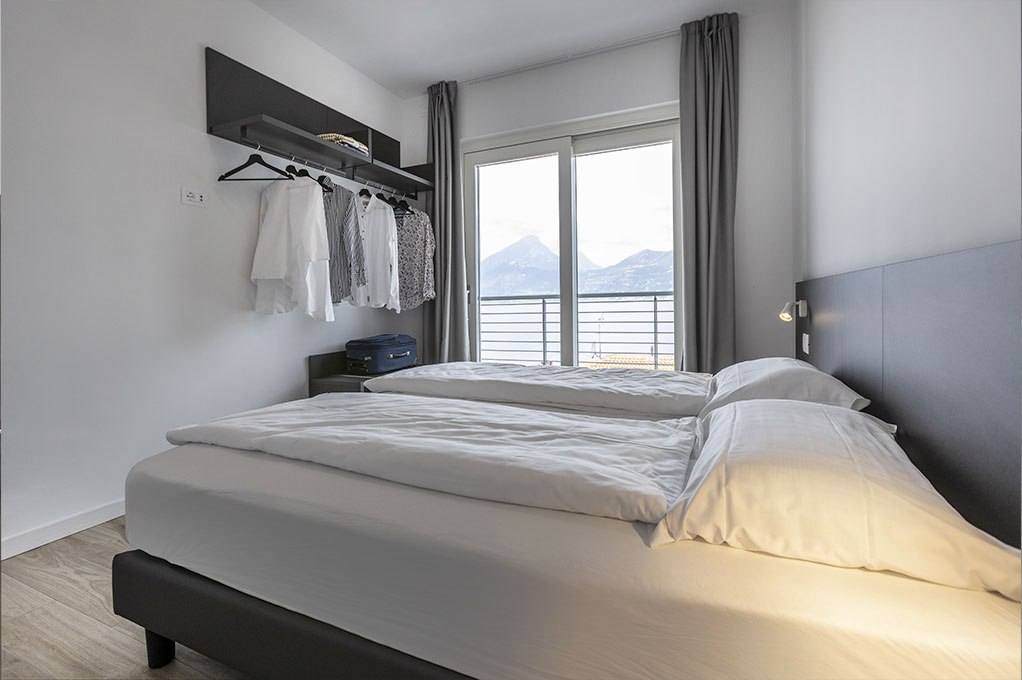 appartamento vacanzz Suite Solei Plus camere ampie