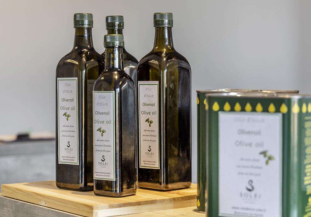 Olivenölproduktion evo Solei