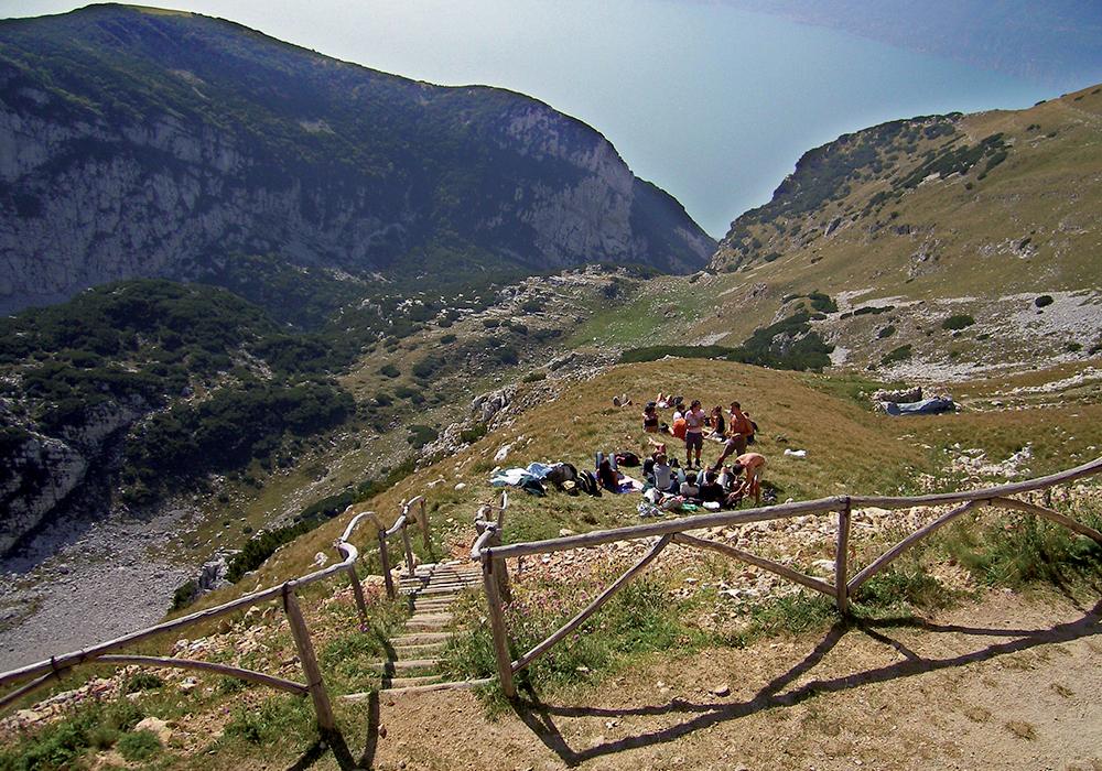 passeggiate sul monte Baldo