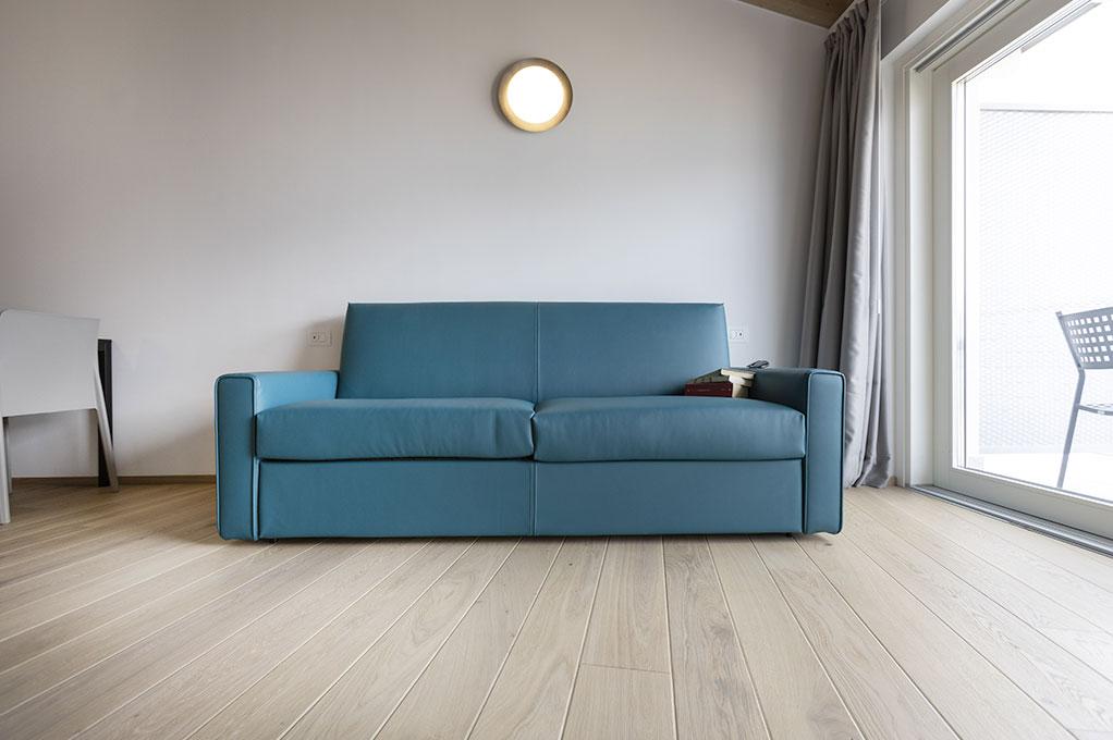 appartamento Monolocale residence Solei Plus divano letto